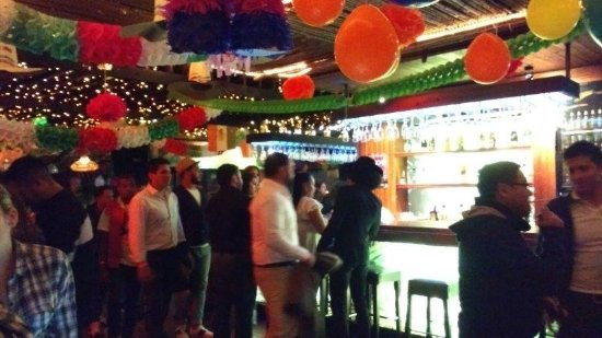 Hotel V Bar
