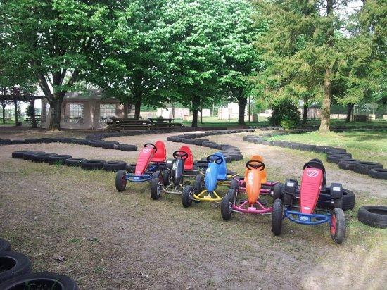 Vendee, Francia: Circuit Karts à pédales