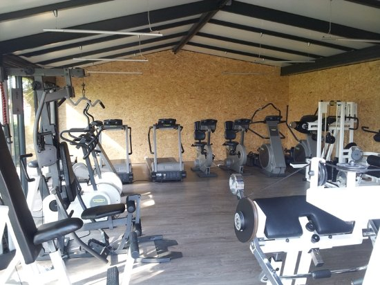 Vendee, Frankreich: Salle fitness