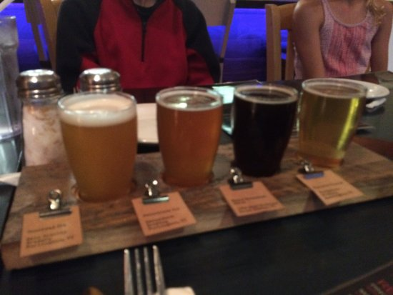 The New American Grill: Vermont Beer Sampler