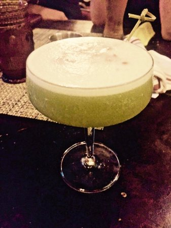 delicious martinis!