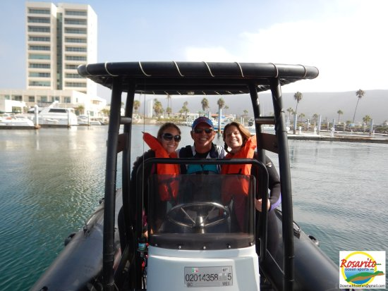 Rosarito Ocean Sports : Joe - The visionary who started it all!!