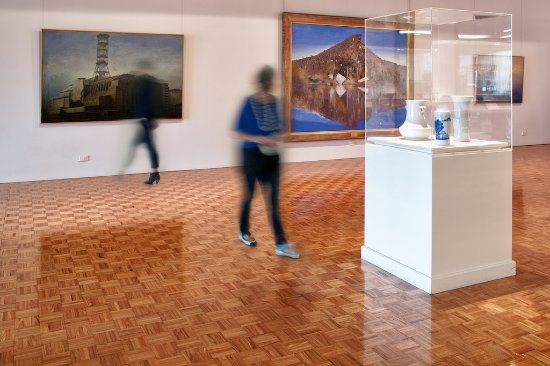 Hamilton, Australia: The Herbert and May Shaw Gallery