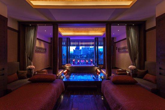 Private Spa Suite - Picture of The Peninsula Bangkok, Bangkok ...