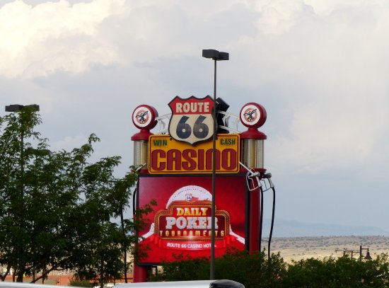 Route 66 Casino Hotel: Food, Gas and Gambling