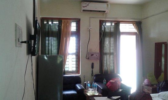 Netarhat, الهند: Room