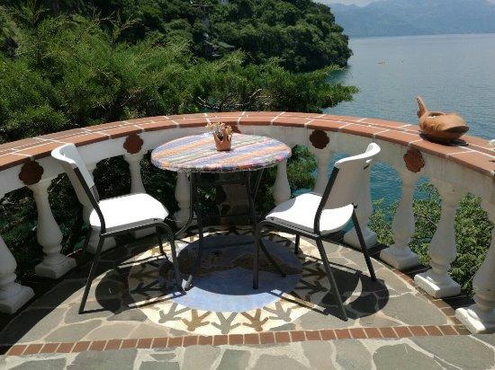 Jaibalito, Gwatemala: La Casa del Mundo Hotel
