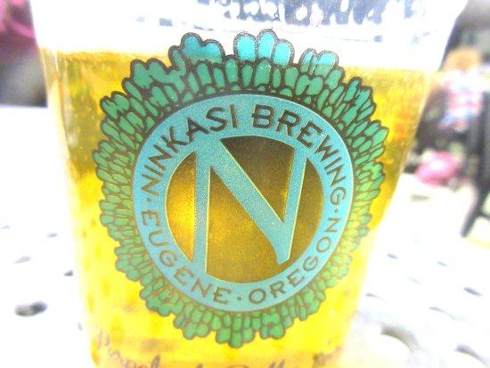 Ninkasi Brewery: Ninkasi Brewing - Brew Also Part of Beer Batter at PK Park, Eugene, Oregon