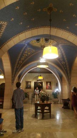 Jerusalem International YMCA, Three Arches Hotel Aufnahme