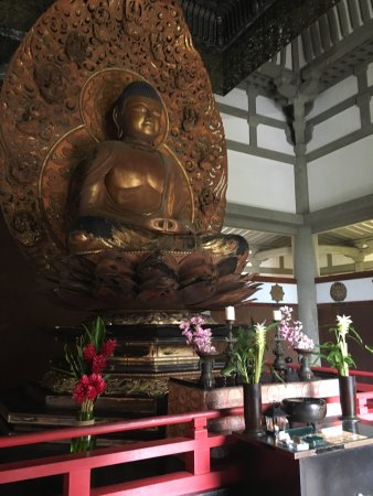 Kaneohe, Гавайи: Byodo-In Temple