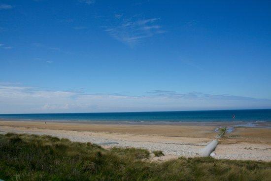 Saint-Aubin-Sur-Mer, Frankrijk: Spiaggia sbarco