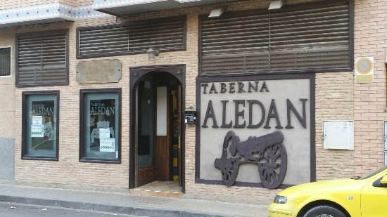 Utebo, España: Taberna Aledan