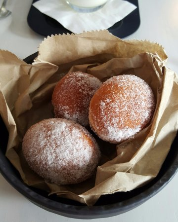 Willoughby, Australië: Bomboloni - delicious