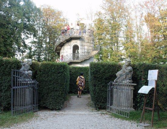 Stra, Italië: Ingresso al labirinto