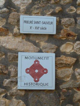 Prieure Saint-Sauveur