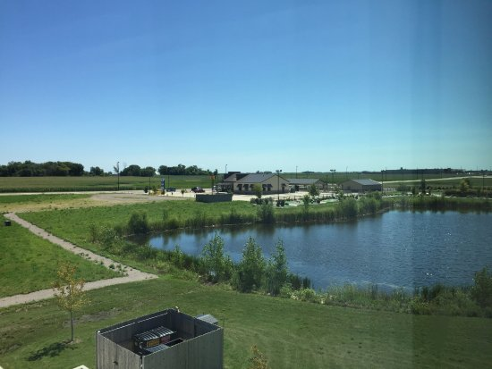 Marshall, MN: View from second floor