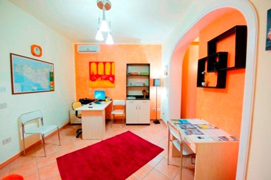B&B Albachiara: Front office