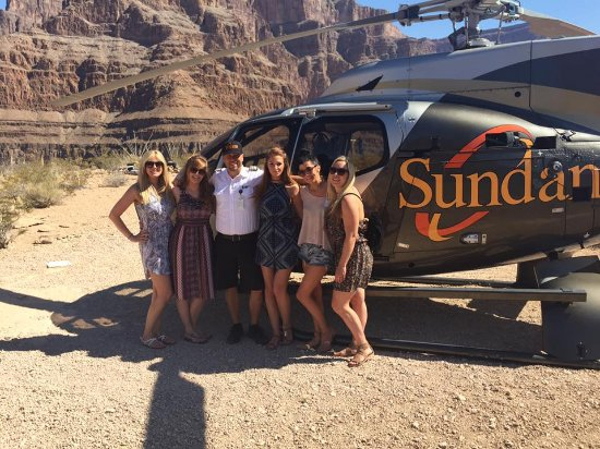 Us UK with Wes Newborn on our champagne breakfast helicopter ... Las Vegas Sundance Helicopter Tours on sundance helicopter crash las vegas, sunset helicopter tour las vegas, maverick helicopters las vegas,