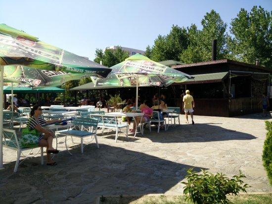 Amfora Hotel: Bar z przekąskami