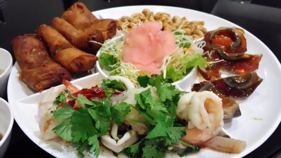 Somboon Seafood: appetizers