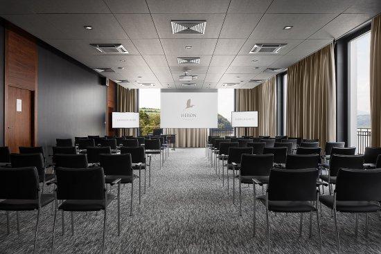 Sienna, Polen: Sala Konferencyjna w Heron Live Hotel