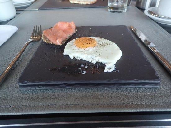 Hotel Recour: Frühstücksangebot