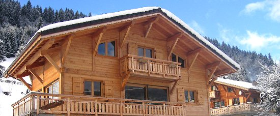 Chalet Le Mousseron - Snow Candy