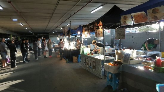 Hamilton Night Market