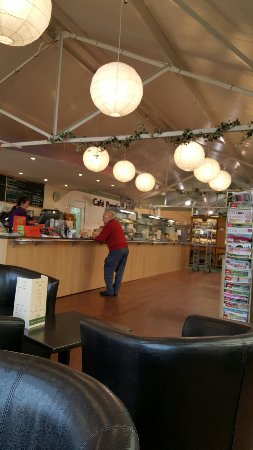 Cafe Panola in Pentland Plants