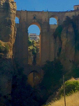 Hotel Andalucia: Bullfight  Poort van Ronda