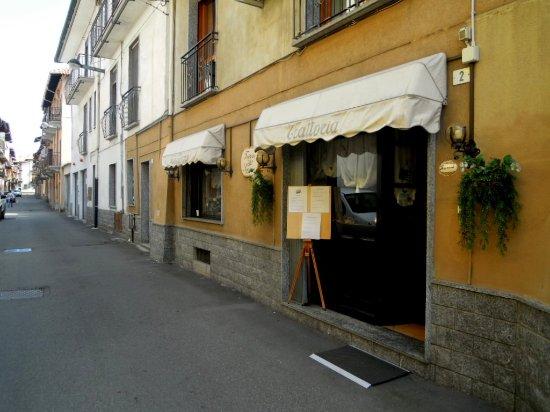 Gattinara, Italia: Trattoria del Soggiorno