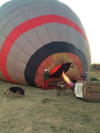 Drakensberg Ballooning: photo1.jpg