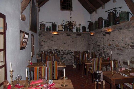 Kobern-Gondorf, Duitsland: Einer der Innenräume