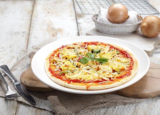 The Banyumas Villa: Gourmet Pizza
