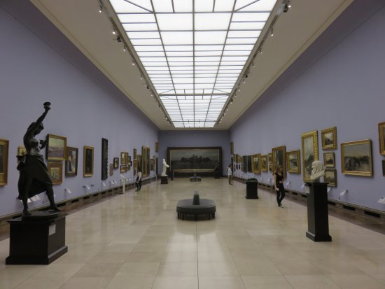 Museum Gallery of the 19th Century Polish Art