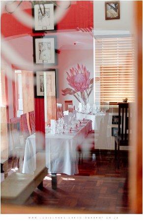 Odd Plate Restaurant - Prue Leith Chefs Academy: Restaurant, festlich gedeckt
