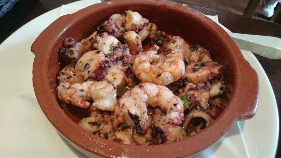 Santa Eulalia de Oscos, Spania: L'Auga