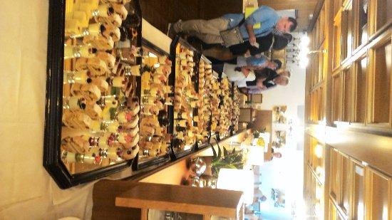 San Sigismondo, Italien: Serata dolci