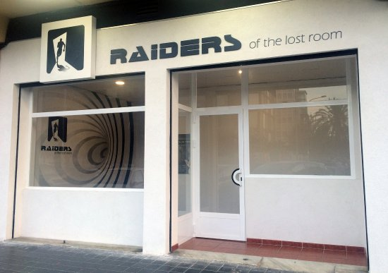 Raiders Of The Lost Room Valencia