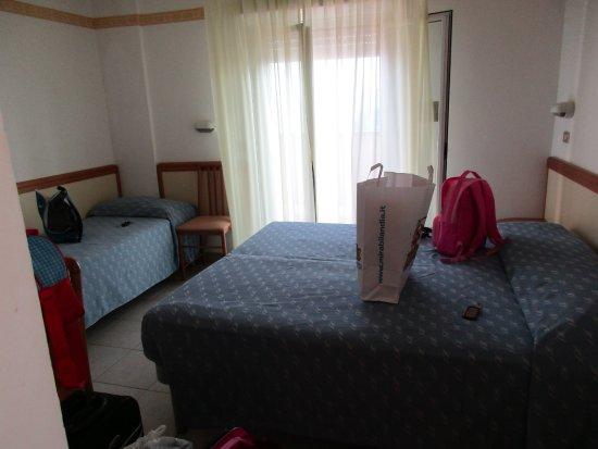 Hotel Man: la camera