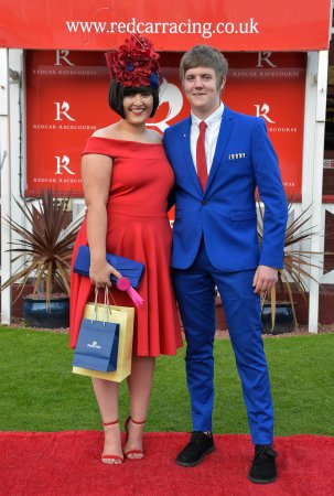 aa06e82a7be5 Best Dressed Couple on Ladies' & Gents' Evening - Picture of Redcar ...