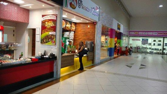 Shopping Cidade Luz.