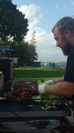 Blasdell, NY: BW's Smokin' Barrels Barbecue