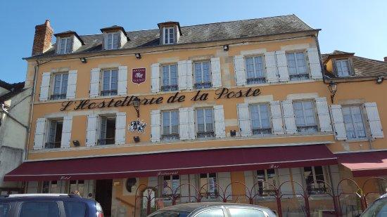 Hostellerie de la Poste: Hotel Restaurant