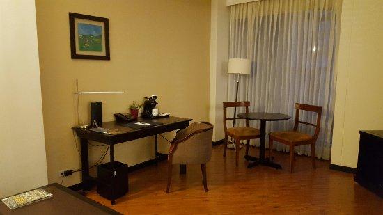 Sheraton Bogota Hotel: 20160911_180929_large.jpg