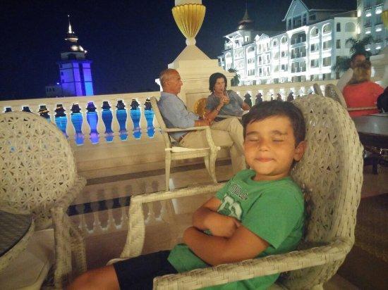 โรงแรมมาร์เดนพาเลซ: Mardan Palace