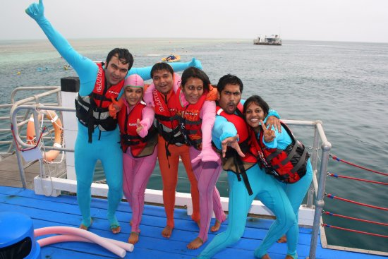 Fitzroy Island, أستراليا: snorkelling