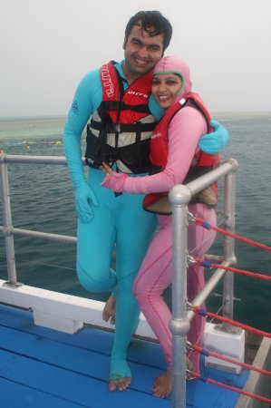 Fitzroy Island, Australia: snorkelling
