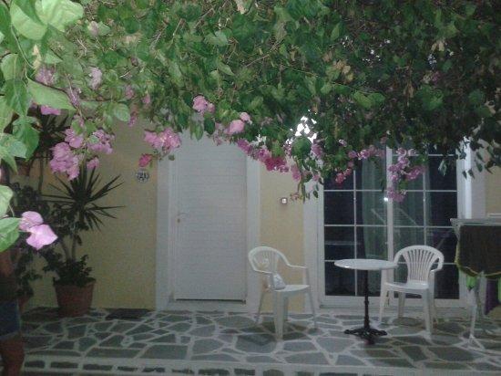 Pigadia, Grèce : Esterno della camera(agosto2016)