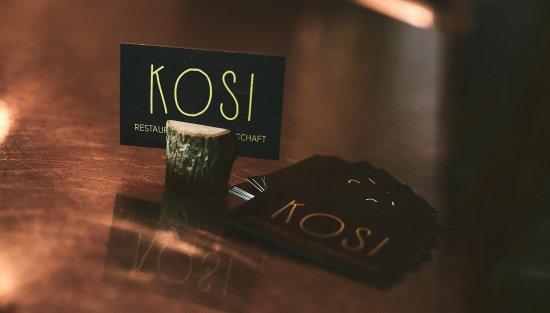Ostseebad Heiligendamm, Tyskland: KOSI Restaurant & Weinwirtschaft